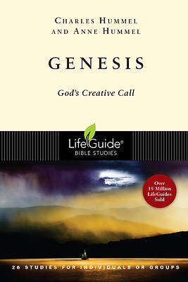 Picture of LifeGuide Bible Study - Genesis