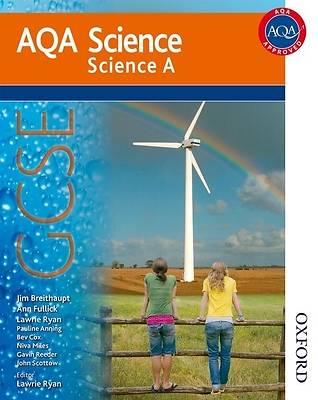 Aqa Science. Gcse Science Student Book