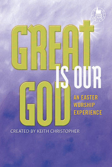 Great Is Our God SATB Choral Book