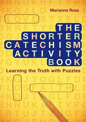 The Shorter Catechism Activity Book