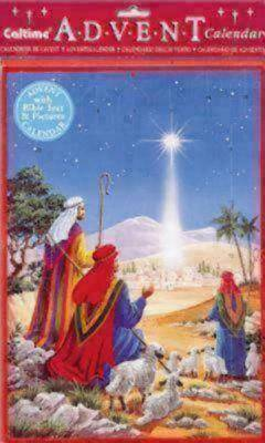The Shepherds Advent Calendar #CA322