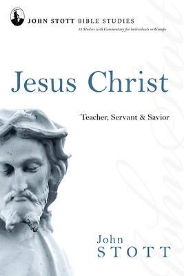 Picture of John Stott Bible Studies - Jesus Christ