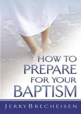 How to Prepare for Your Baptism 5 PK