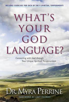 Whats Your God Language?