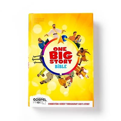 Picture of CSB One Big Story Bible, Hardcover