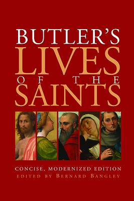 Picture of Butler's Lives of the Saints