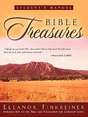 Bible Treasures Students Manual