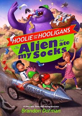The Alien That Ate My Socks