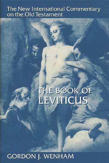 The New International Commentary on the Old Testament - Leviticus