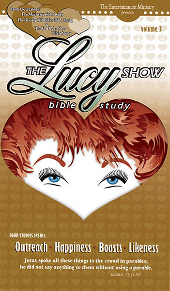 The Lucy Show Bible Study, Volume 3 Video Leader Kit