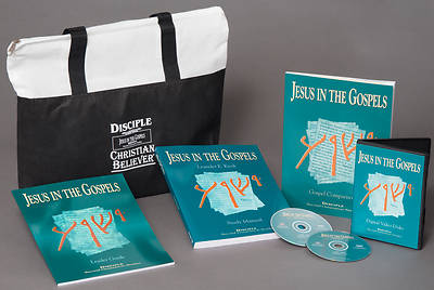 Jesus in the Gospels: DVD Planning Kit