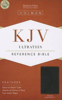 Ultrathin Reference Bible-KJV