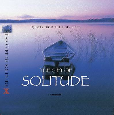 The Gift of Solitude (CEV Bible Verses)