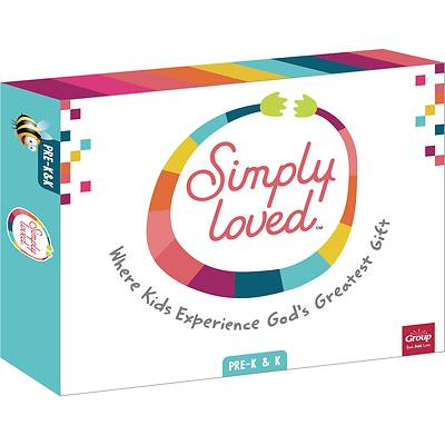 Picture of Simply Loved Q4 PreK-K Kit