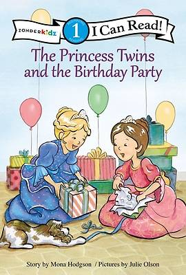 Picture of The Princess Twins and the Birthday Party