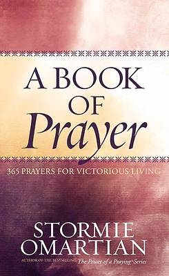 Picture of A Book of Prayer