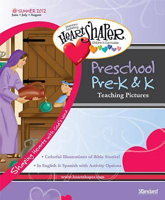 HeartShaper Preschool Teaching Pictures: Summer 2012