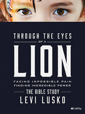 Picture of Through the Eyes of a Lion - Bible Study Book