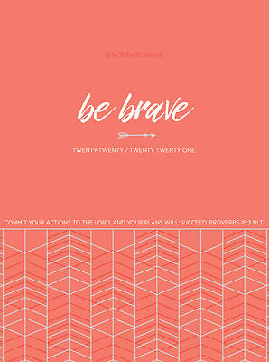 Picture of Be Brave 2021 Planner
