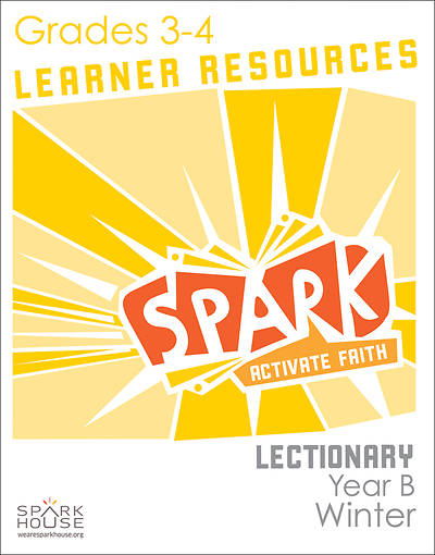 Spark Lectionary Grades 3-4 Learner Leaflet Winter Year B