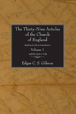 Picture of The Thirty-Nine Articles of the Church of England, 2 Volumes