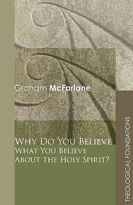 Why Do You Believe What You Believe about the Holy Spirit?