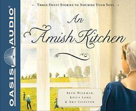 An Amish Kitchen (Library Edition)