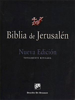 Spanish Jerusalem Bible - Revised Edition