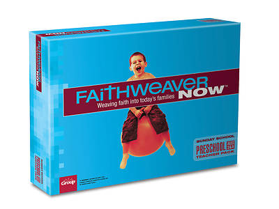FaithWeaver Now Preschool Teacher Pack Winter 2019-2020
