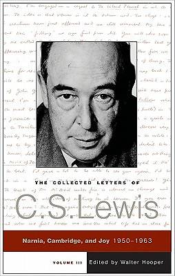 The Collected Letters of C. S. Lewis, Volume 3