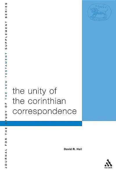 Unity of the Corinthian Correspondence