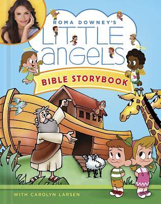 Picture of Little Angels Bible Storybook