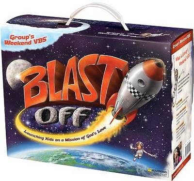 Group VBS 2014 Weekend Blast Off Starter Kit