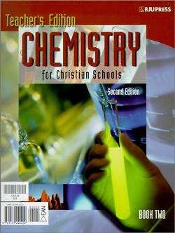 Picture of Chemistry for Christian Schools Set
