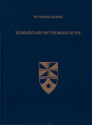 Commentary on the Book of Job (Latin-English Edition)