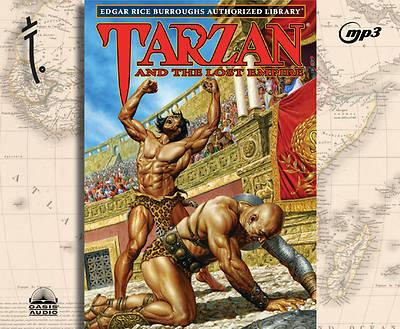 Picture of Tarzan and the Lost Empire, Volume 12