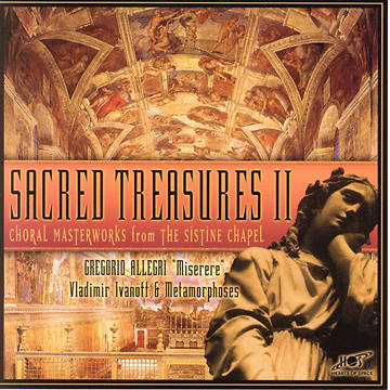 Sacred Treasures II CD