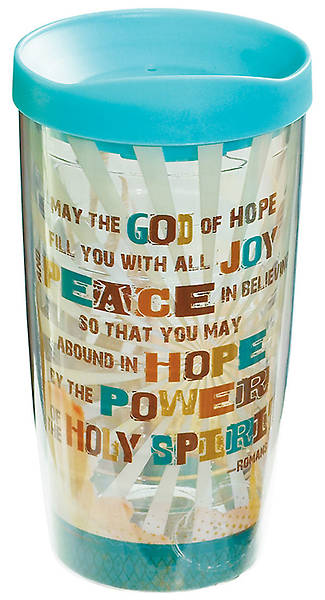Power of the Holy Spirit Tumbler