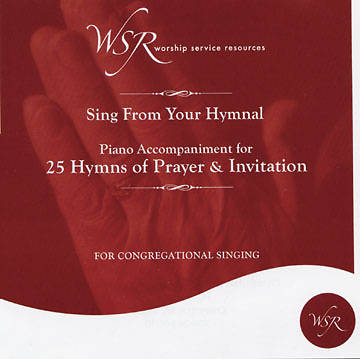 25 Hymns of Prayer and Invitation CD