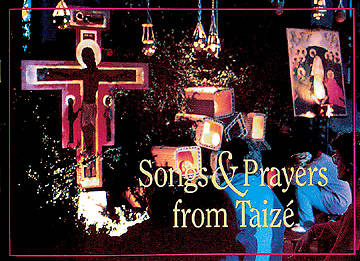 Songs and Prayers from Taize Accompaniment Edition Book