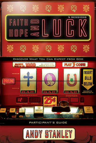 Picture of Faith, Hope, and Luck Participant's Guide