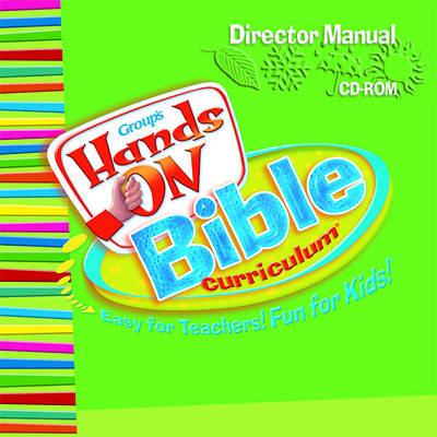 Hands-On-Bible Directors Manual CD-ROM