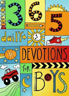 Picture of 365 Devotions for Boys