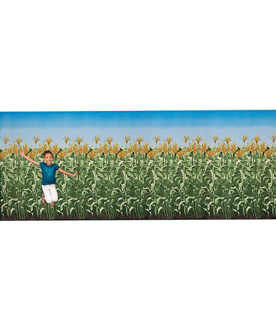 Group VBS 2013 Weekend HayDay Cornfield Fabric Wall Hanging