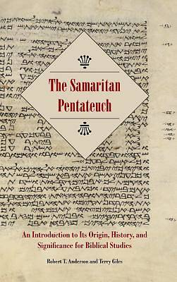 Picture of The Samaritan Pentateuch
