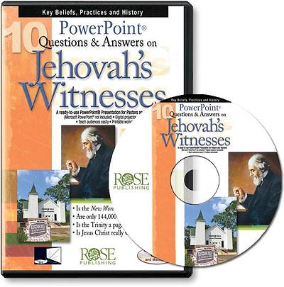 Picture of 10 Questions and Answers on Jehovah Witnesses