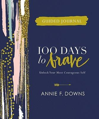 Picture of 100 Days to Brave Guided Journal