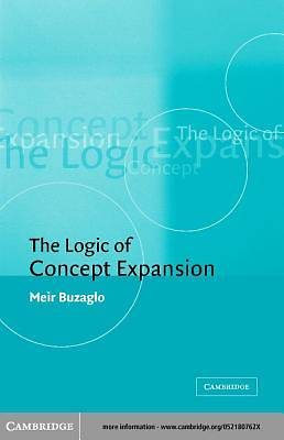 The Logic of Concept Expansion [Adobe Ebook]