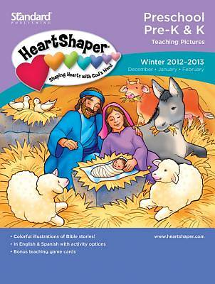 Standards HeartShaper Preschool Teaching Pictures: Winter 2012-13