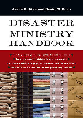 Picture of Disaster Ministry Handbook